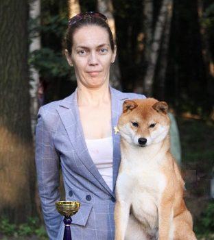 26 июля 2020 Выставка собак в Москве